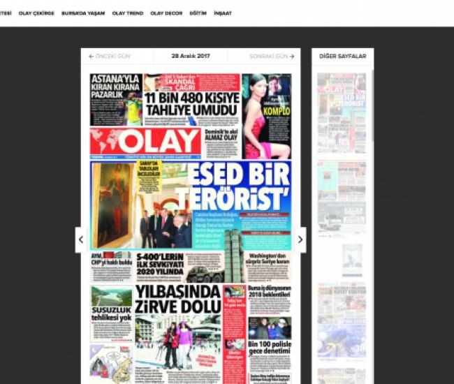 e-gazete.olay.com.tr